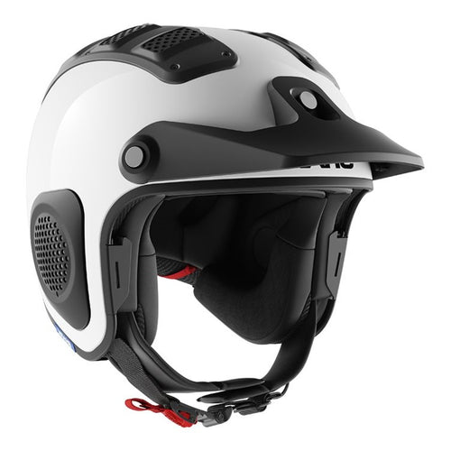 SHARK ATV-DRAK FARM HELMET WHITE