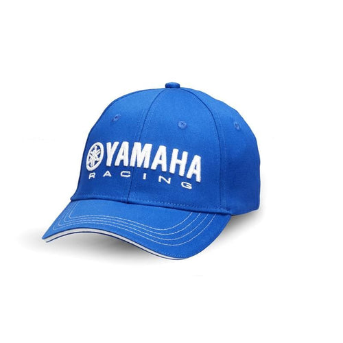 Yamaha Racing Paddock Blue Casual Flexifit Cap
