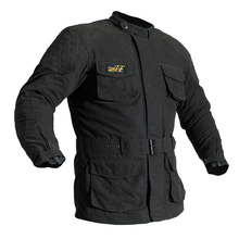 Load image into Gallery viewer, RST IOM CLASSIC TT WAX 2 JACKET [BLACK]