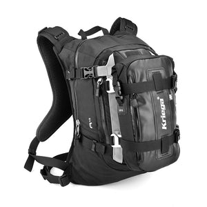 KRIEGA R15 and US5 waterproof motorcycle backpack