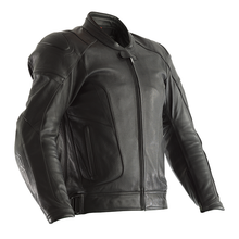 Load image into Gallery viewer, RST GT LEATHER JACKET [BLACK]