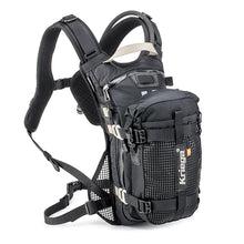 Load image into Gallery viewer, KRIEGA Hydro3 and US5 hydration backpack