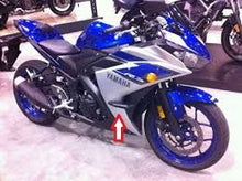 Load image into Gallery viewer, Yamaha R3 Frame Slider Kit