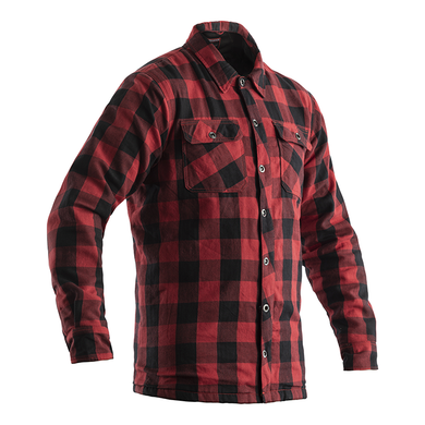 RST LUMBERJACK ARAMID LINED SHIRT [RED CHECK]