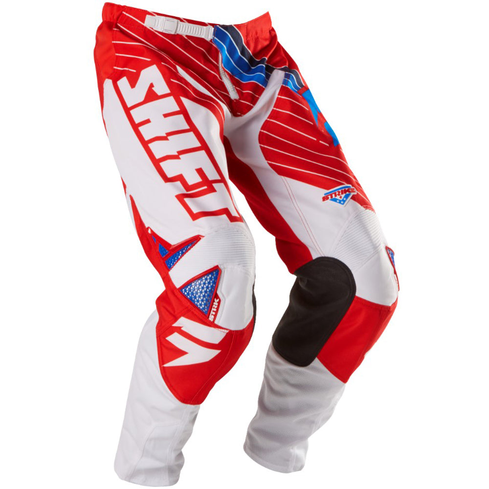 SHIFT STRIKE CHILE LE PANTS [RED]