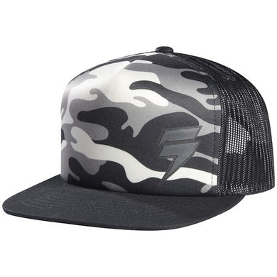 Shift Camo Mesh Snapback Hat