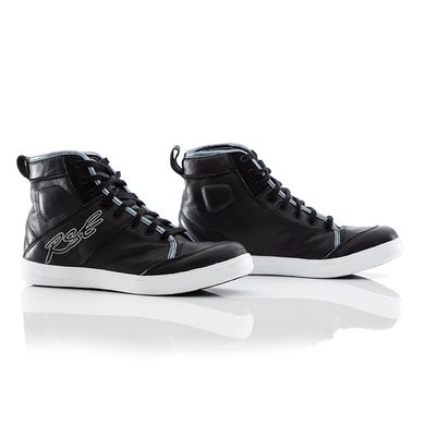 RST URBAN 2 LADIES BOOT [BLACK/SILVER]