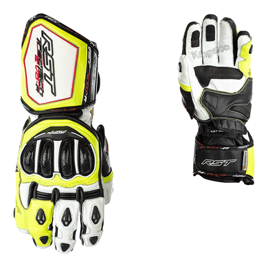 RST TRACTECH EVO-R GLOVE [FLO YELLOW]