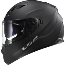 Load image into Gallery viewer, LS2 FF320 Stream EVO Matt Black Full Face Road Helmet