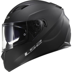 LS2 FF320 Stream EVO Matt Black Full Face Road Helmet