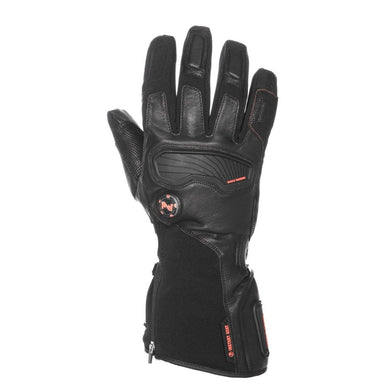 Mobile Warming Barra Heated Leather/Textile Gloves
