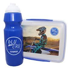 Yamaha bLU cRU Water Bottle