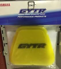 Yamaha GYTR Air Filter 2 Stage Hi-Flow