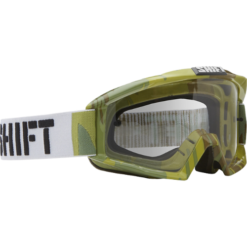 Shift Nano Goggles Army Camo/Clear