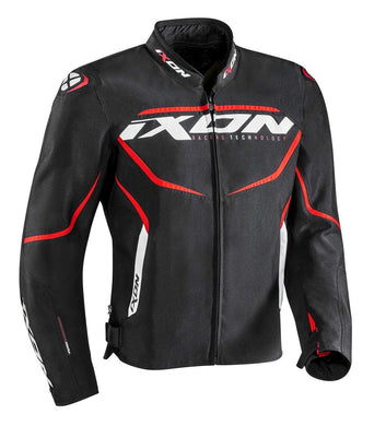 IXON Sprinter Red/Blue Road Jacket