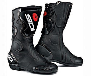 Sidi Fusion Black Road Boot