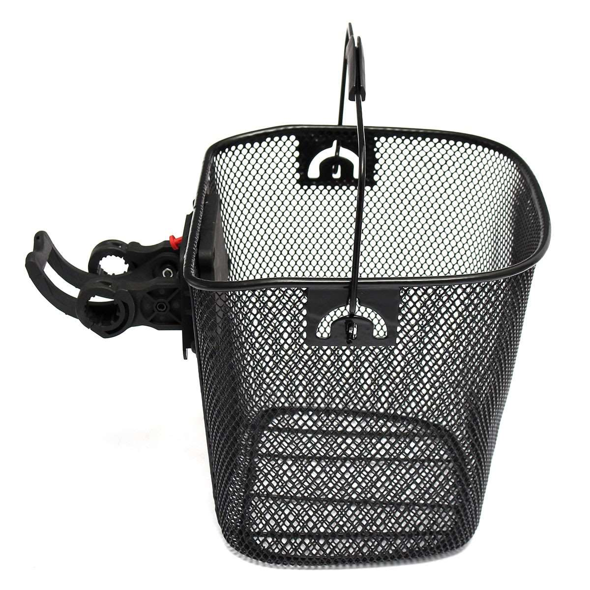 Metal Mesh Basket for Bicycle Front