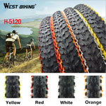 WEST BIKING Bicycle Tire H-5120 26 * 1.95 30TPI Mountain Bike Tire