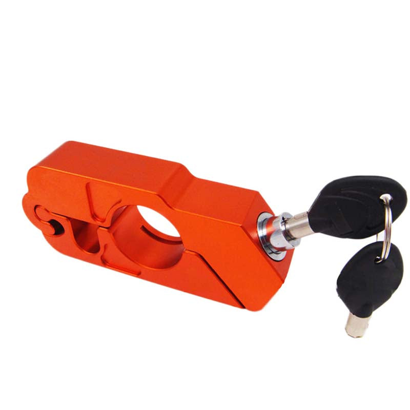 Handlebar Lock Anti-Theft Lock Safety