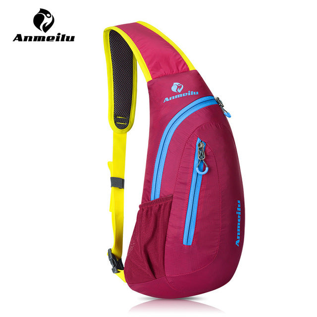 8L Nylon Unisex Outdoor Sport Cycling Backpack