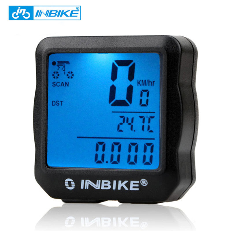 INBIKE Digital Bicycle Speedometer and Computer