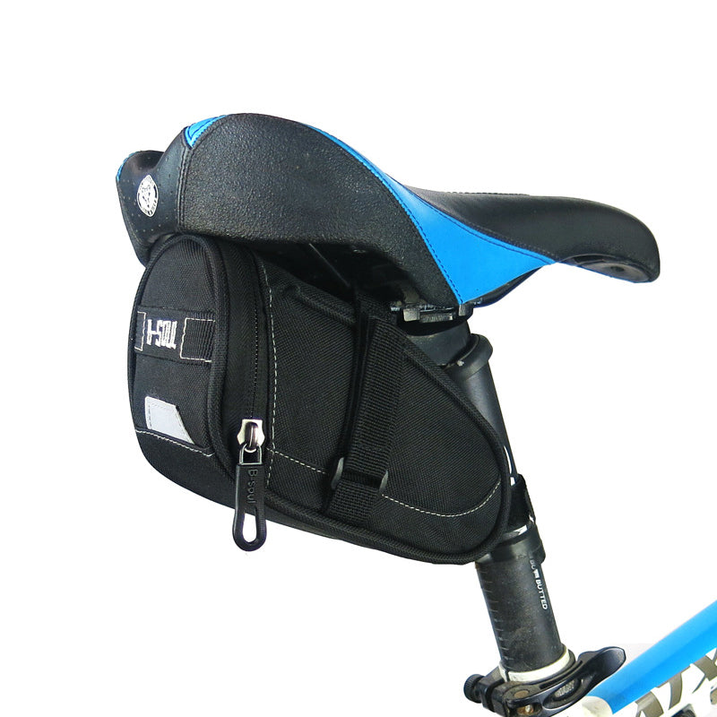 Waterproof Mountain Road Bicycle Tail Bag Saddle Pouch
