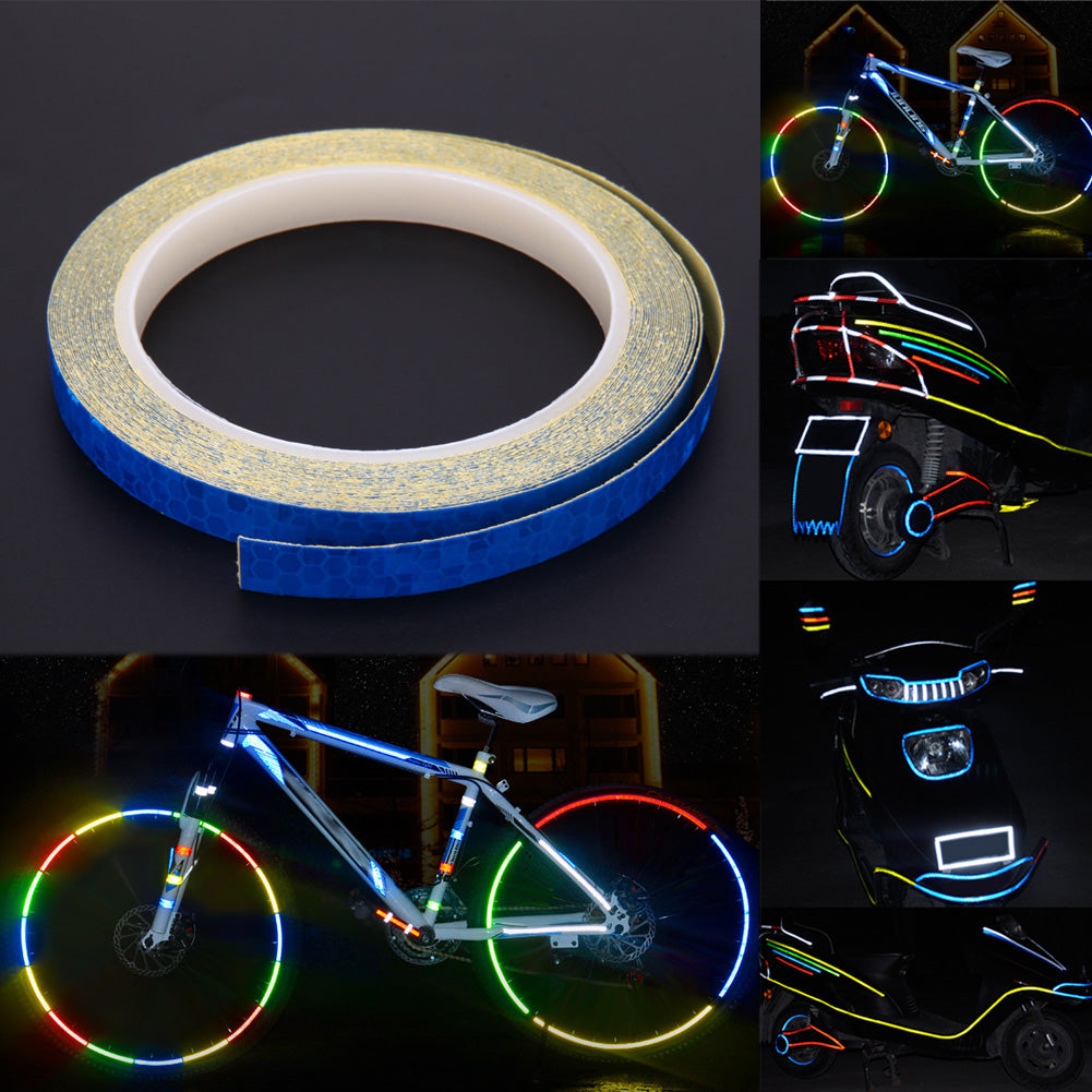 High Visibility Cycling Reflective Sticker Tape