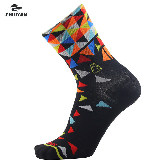 Cycling Socks Multicolor