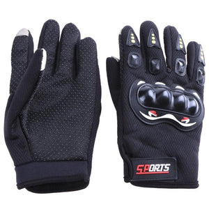 Bike Gloves For Men Women Windstopper Simulated Leather
