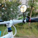 Handlebar Flexible Rearview Mirror