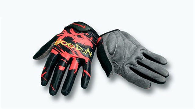 BOODUN Breathable Full Finger Cycling Gloves