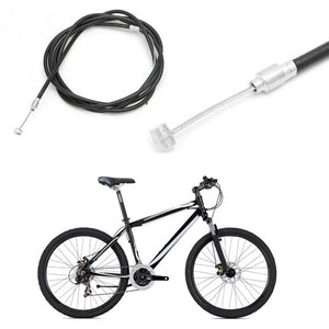 Universal Cycling Brake Cable Wire 175cm Line +Housing Kit