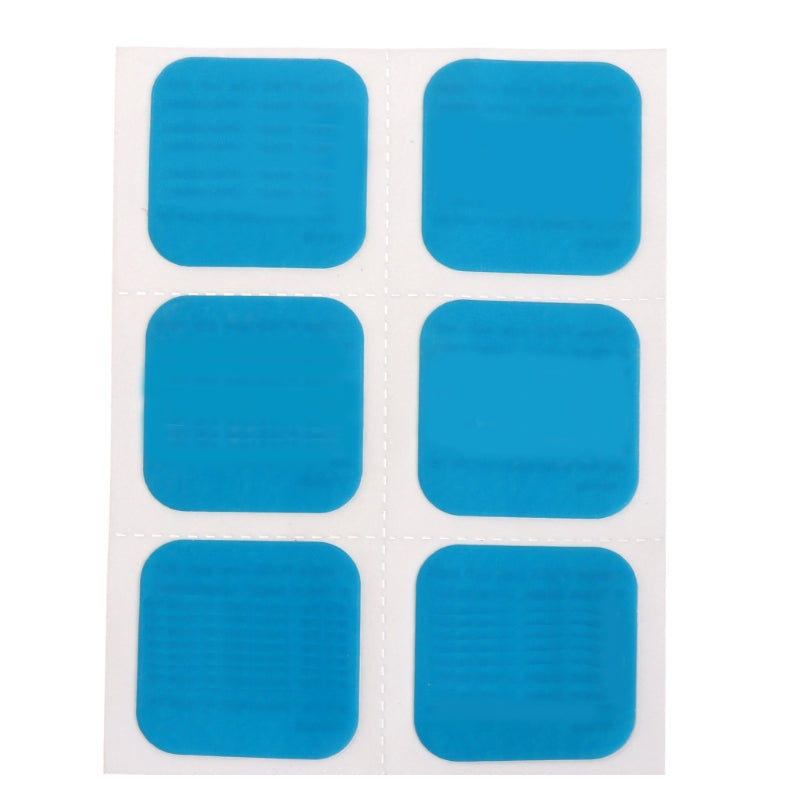 6 Pcs Bicycle Tire Repair Patch Interior Self Adhesive