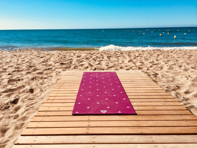 Tips For How To Clean Your Yoga Mat