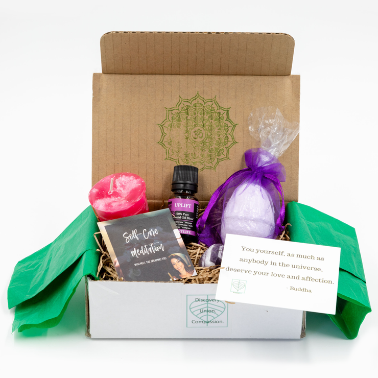Essential Oil Box – 1 month - BuddhiBoxess
