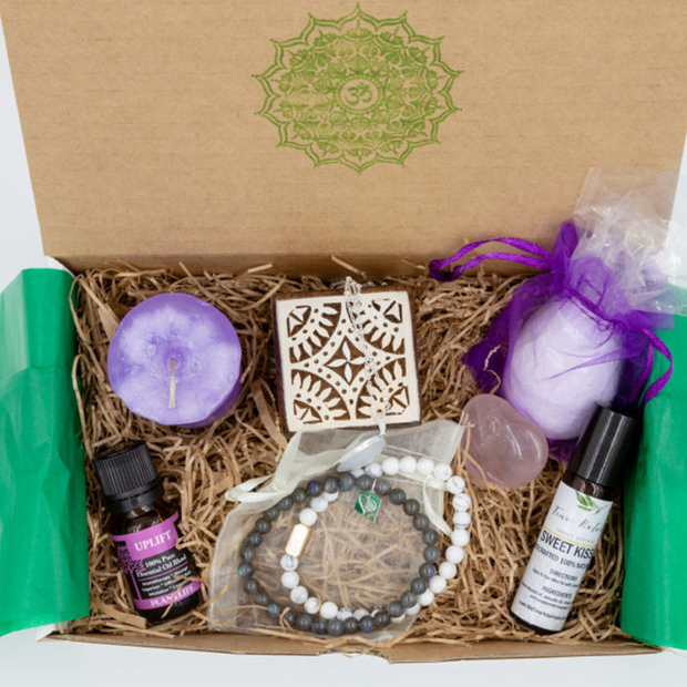 Sweet Self Love Box - BuddhiBoxess