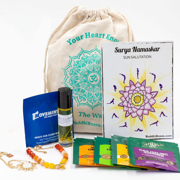 Power Chakras Box - BuddhiBox
