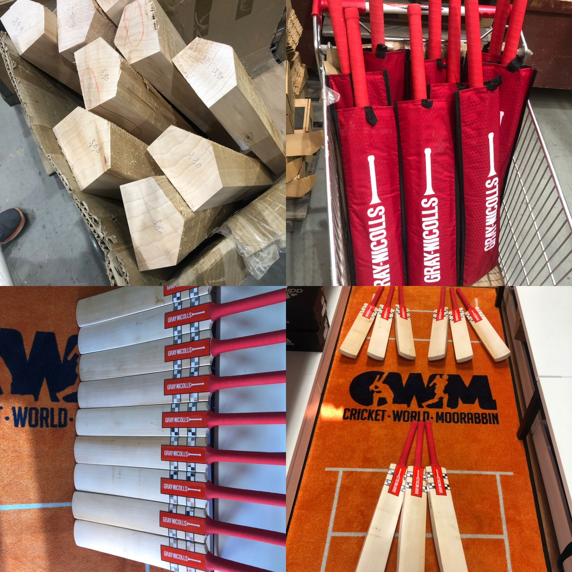 Heard about our Bat Fitting Experience?