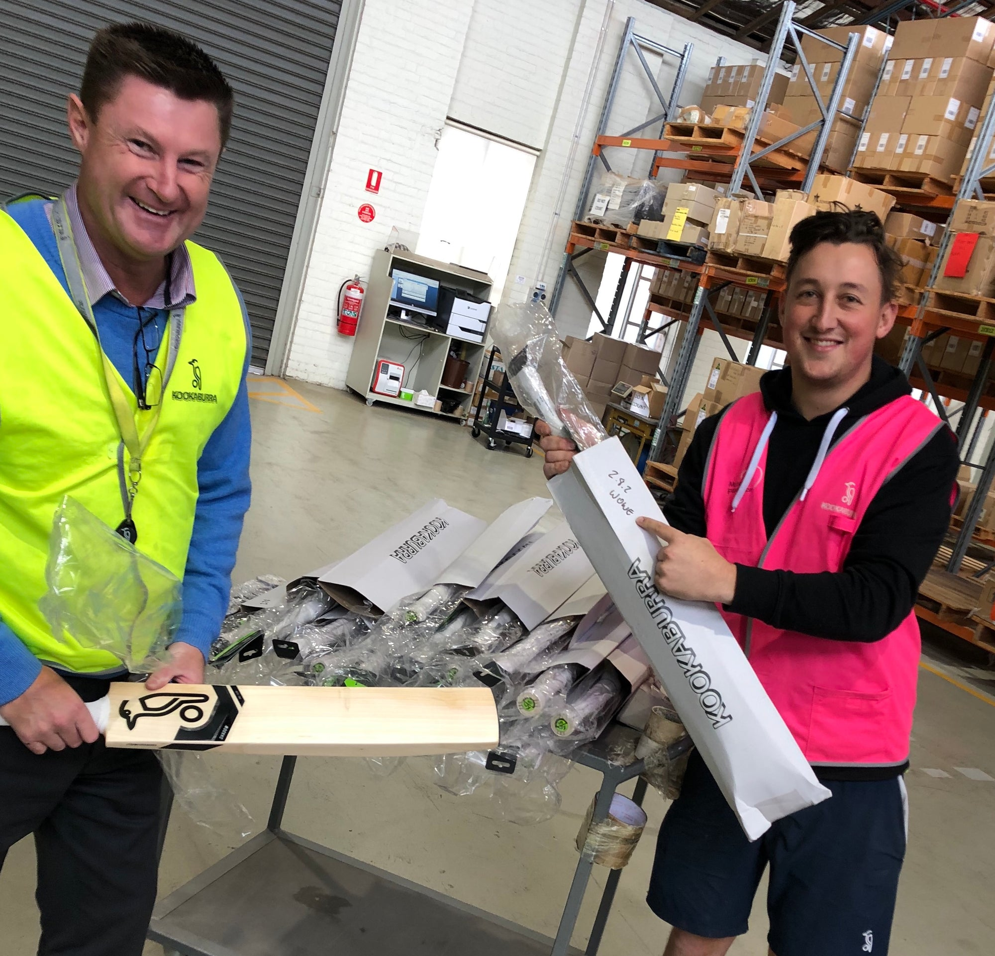 Kookaburra 2019/20 Bats - Freshly Hand Selected & Ready to Go!