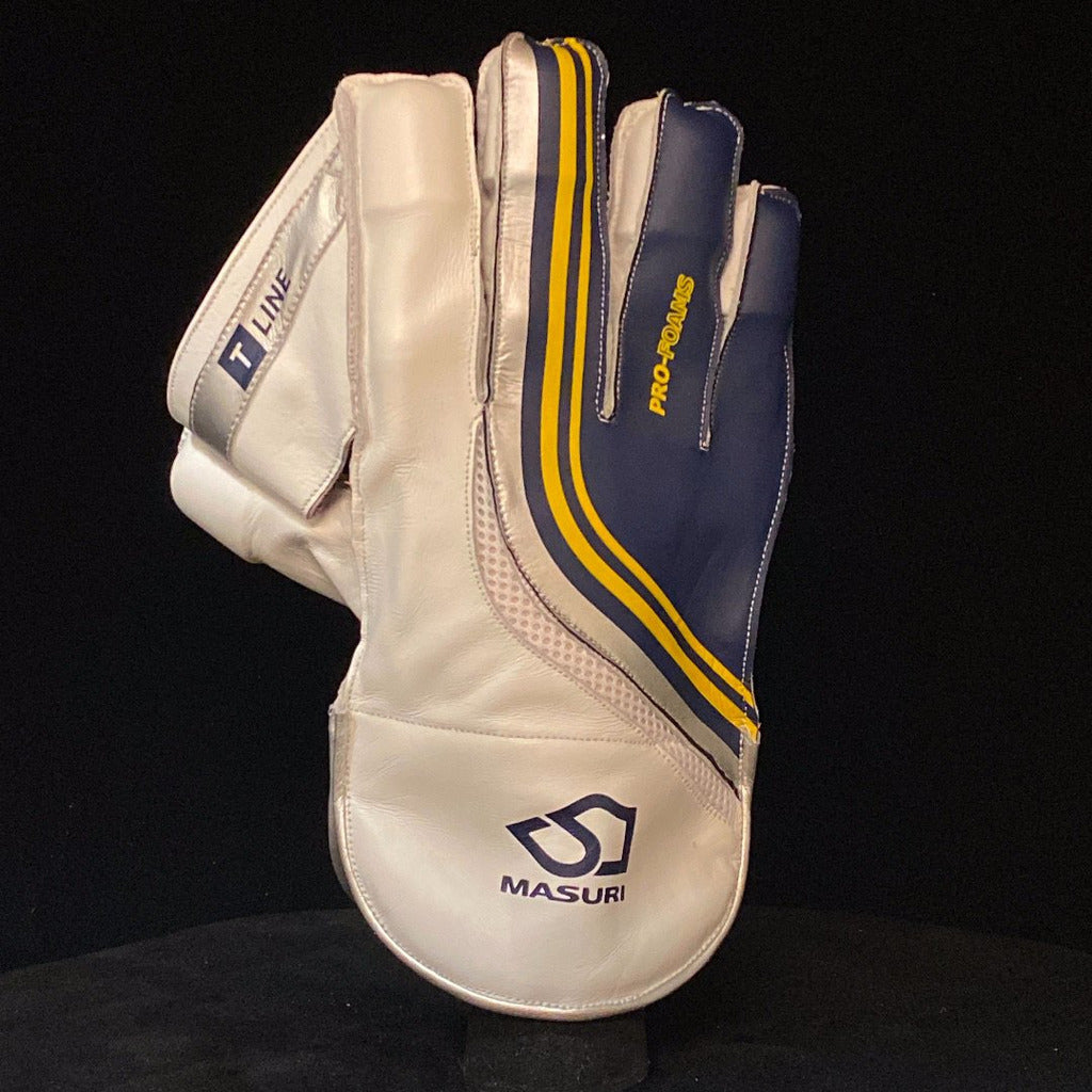 Masuri T - Line Wicket Keeping Gloves