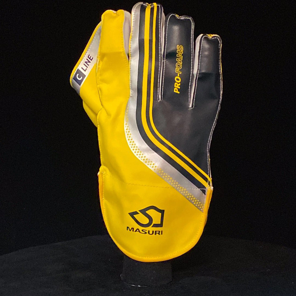 Masuri C - Line Wicket Keeping Gloves