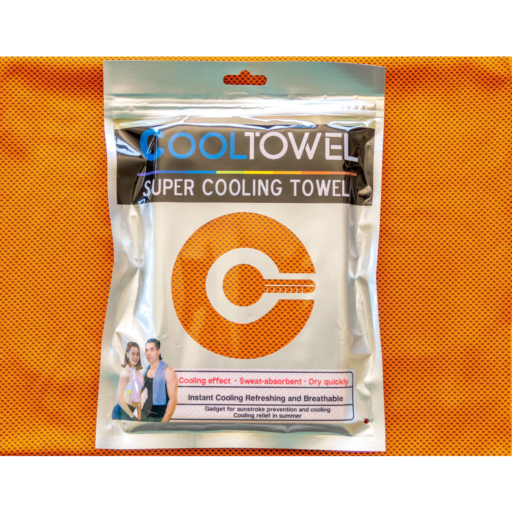 Super Cooling Towels