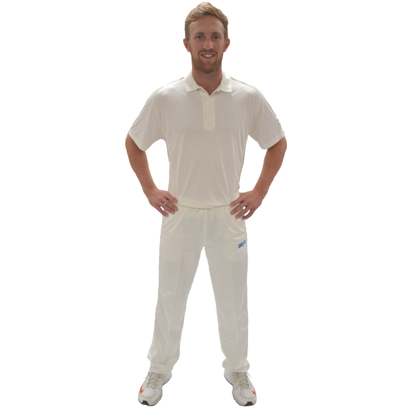 Aero Cricket Trouser Cream