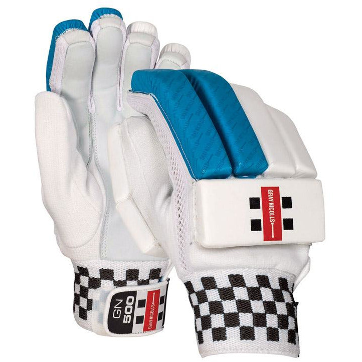 Gray Nicolls  500 Batting Gloves-Blue