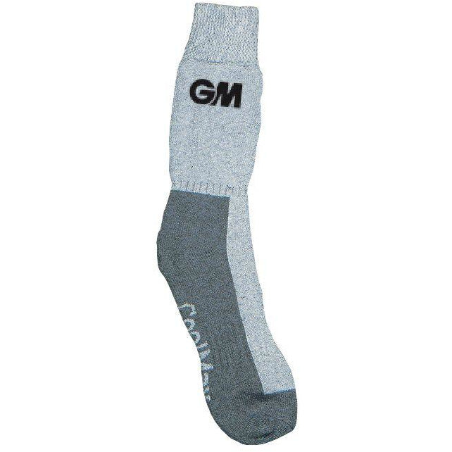 GM Teknik Grey Marl Socks