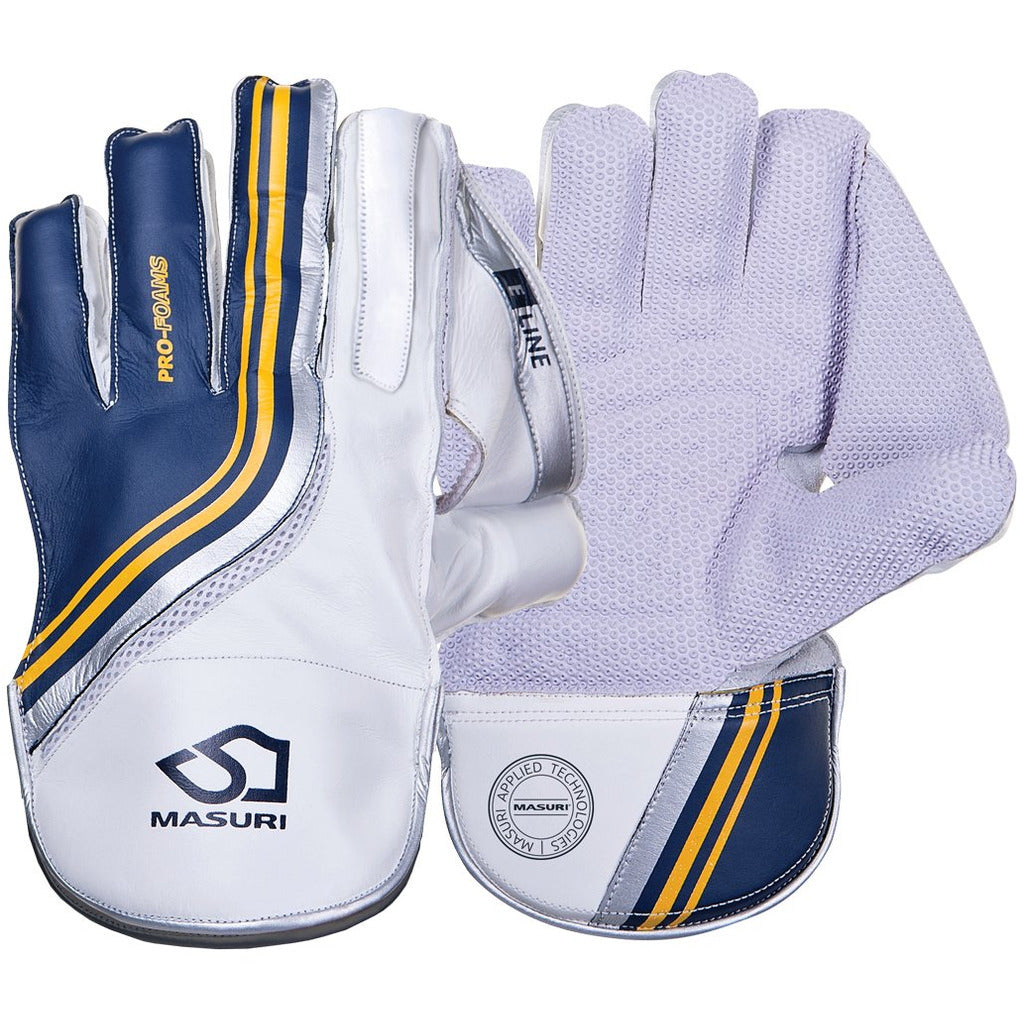 Masuri E - Line Wicket Keeping Gloves