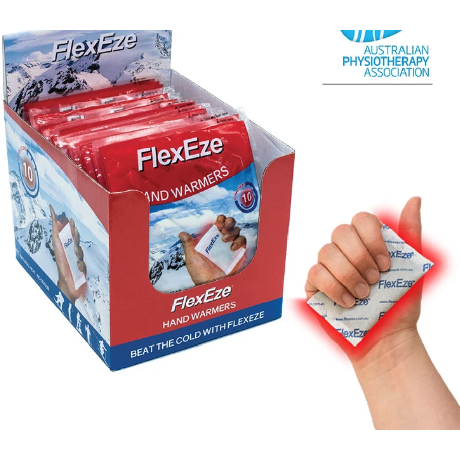 Flexeze Hand Warmers (2 in a Pack)