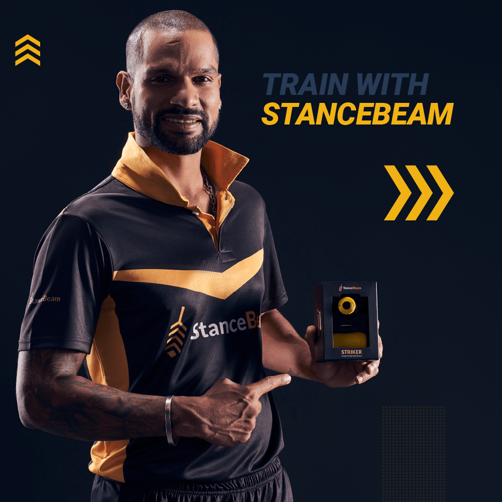 The StanceBeam Striker Bat Sensor