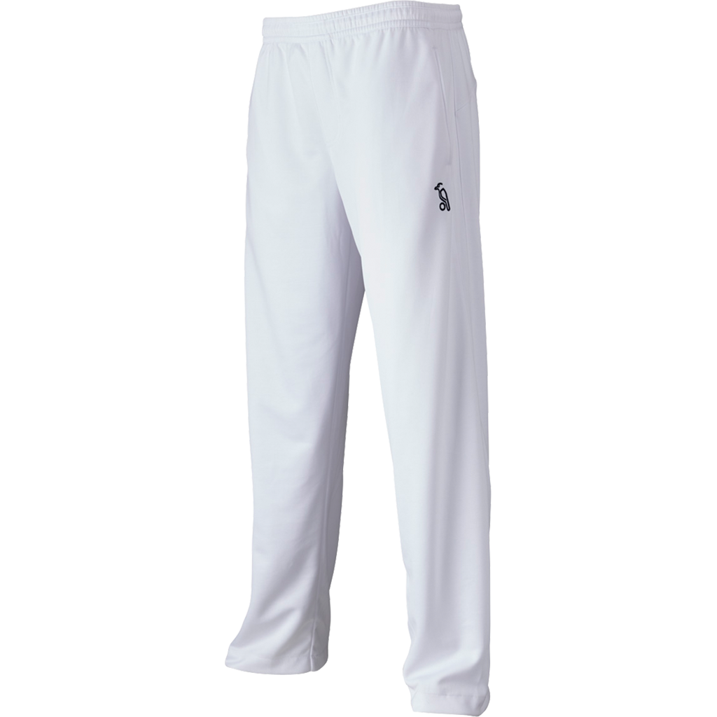 Kookaburra  Pro Active White & Cream Pants