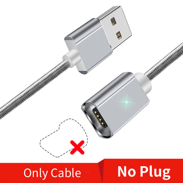 PREMIUM MAGNETIC CABLE (IPHONE & ANDROID)